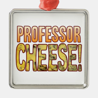 Professor Blue Cheese Christmas Ornament