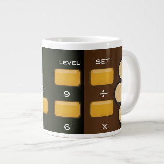 Professor Calculator Jumbo Mug