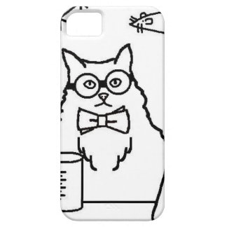 Professor Cat Barely There iPhone 5 Case
