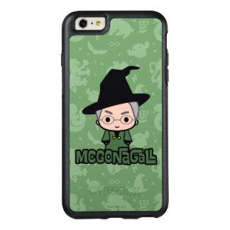 Professor McGonagall Cartoon Character Art OtterBox iPhone 6/6s Plus Case