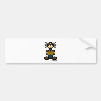Professor (plain) bumper sticker