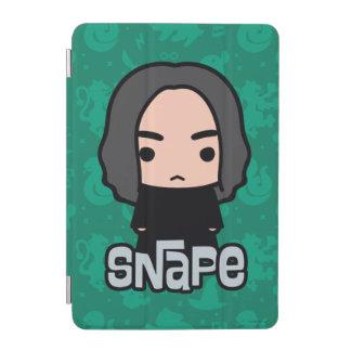 Professor Snape Cartoon Character Art iPad Mini Cover