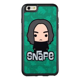 Professor Snape Cartoon Character Art OtterBox iPhone 6/6s Plus Case