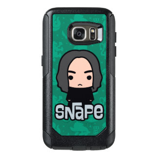 Professor Snape Cartoon Character Art OtterBox Samsung Galaxy S7 Case