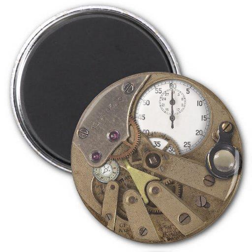 Professor Temple's Chronoticulator Magnet