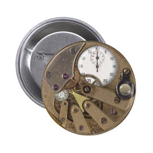 Professor Temple's Chronoticulator Pin