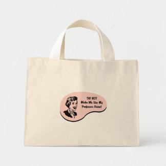 Professor Voice Mini Tote Bag