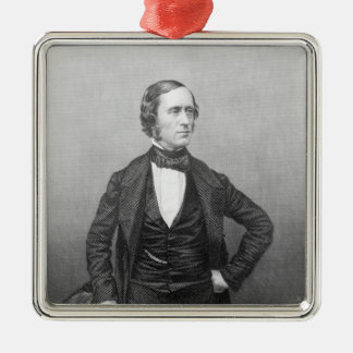 Professor William Sterndale Bennett Christmas Ornament