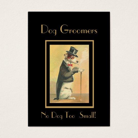 Profile Card Vintage Dog Groomers 3
