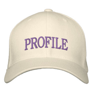 PROFILE EMBROIDERED HATS