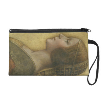Profile of a Young Fiancee Wristlet