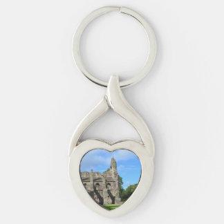 Profile of Holyrood Abbey Keychains