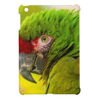 Profile of macaw at Santa Barbara Zoo Cover For The iPad Mini