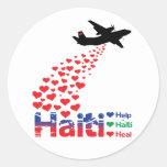 Profit to Unicef - Haiti Air Drop - Sticker 6 pk