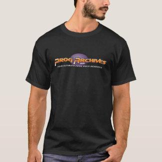 Progarchives.com Official Black T-Shirt