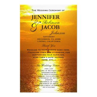 Program | Ocean Sunset Golden Flyer