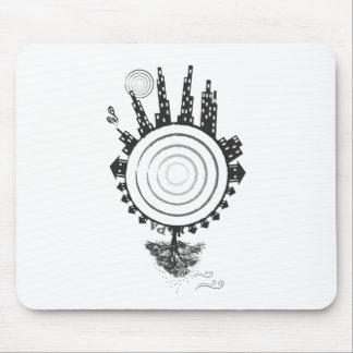Programmable Animal Logo Mousepads