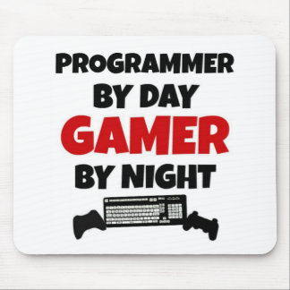 Programmer Gamer Mouse Pad