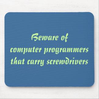 Programmer Mouse Mat