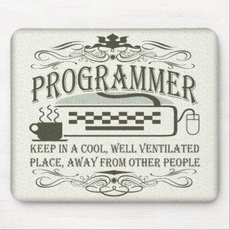 Programmer Mousemat