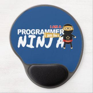 programmer mousepad:i'm like a ninja gel mouse pad