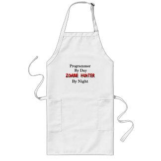Programmer Zombie Hunter Aprons
