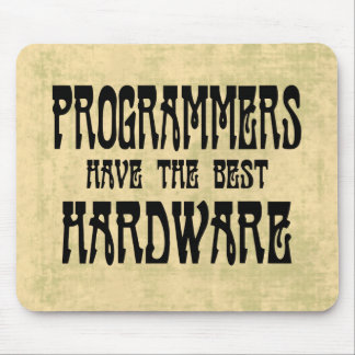 Programmers Hardware Mouse Pads