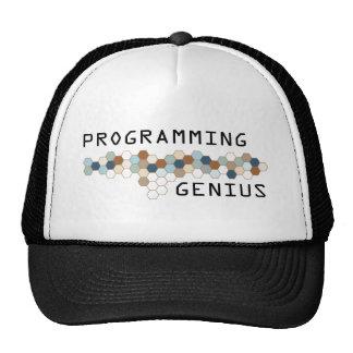 Programming Genius Cap