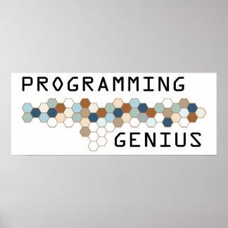 Programming Genius Print