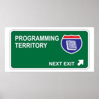 Programming Next Exit Poster