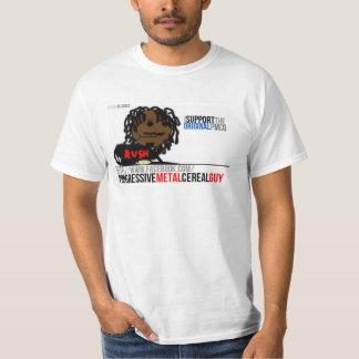 Progressive Metal Cereal Guy T-Shirt