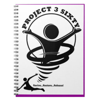 Project3Sixty's Spiral-Bound Journal
