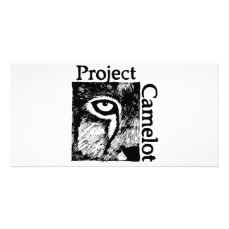 Project Camelot Personalized Photo Card