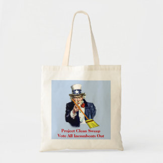 Project Clean Sweep Tote Bag