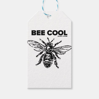 Project Diaries 'Bee Cool' Design Gift Tags