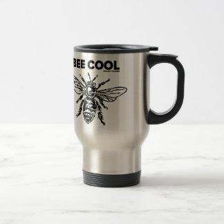 Project Diaries 'Bee Cool' Design Travel Mug