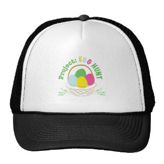 Project Egg Hunt Trucker Hat