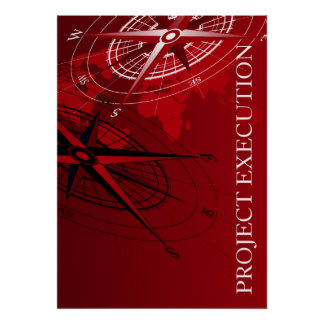 Project execution posters