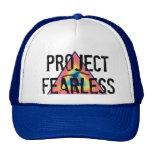 Project Fearless BLUE Trucker Cap