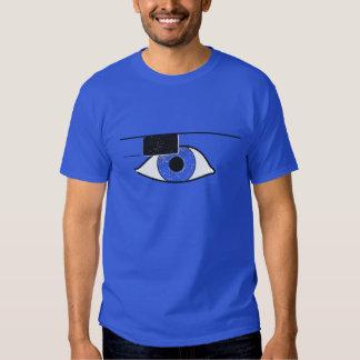 Project Glass | Google Glass - Blue Universe T-shirt