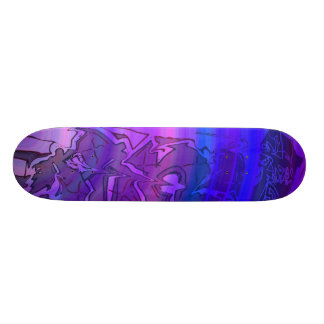 project graffiti custom skate board