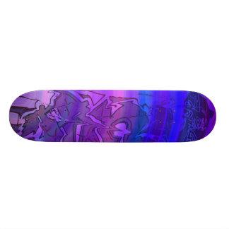 project graffiti custom skate board