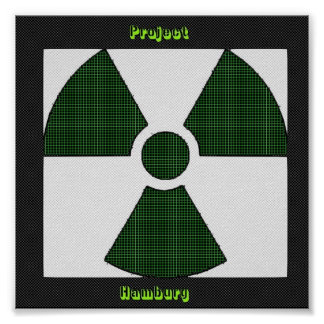Project Hamburg: Area 51 Poster