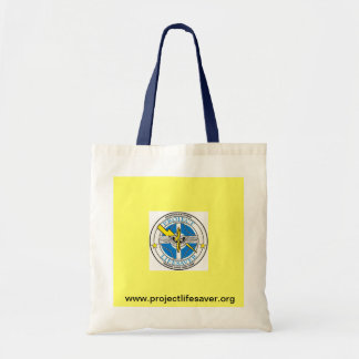 Project Lifesaver Tote Bag