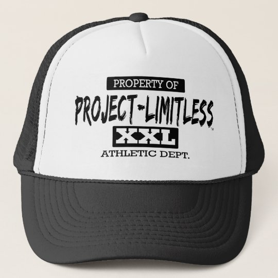Project Limitless XXL Athletic Dept  Project Limitless XXL Athletic Dept   Trucker Hat