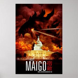 Project Maigo, featuring Nemesis Poster