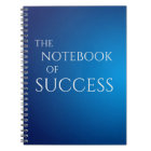 Project Planner Notebook: The Notebook of SUCCESS
