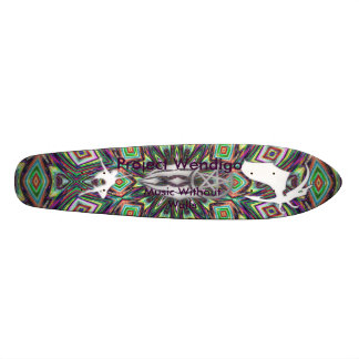 Project Wendigo Music Without Walls Skate Decks