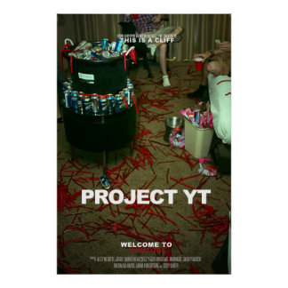 PROJECT YT POSTER