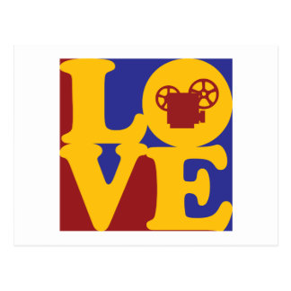 Projection Love Postcards